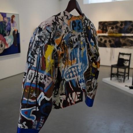 A Darker Thread: Curator's Talk by Laura Thomas // Edefyn Tywyllach: Sgwrs gan y curadur Laura Thomas
