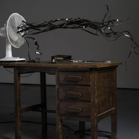 Exhibition   A Sound Not Meant To Be Heard   Anthony Shapland