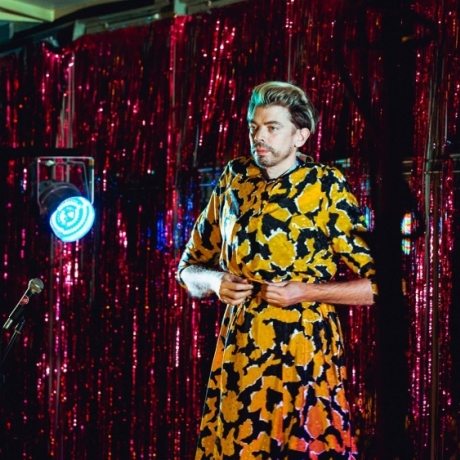 Late: Beacons, Icons and Dykons present Angora Nights