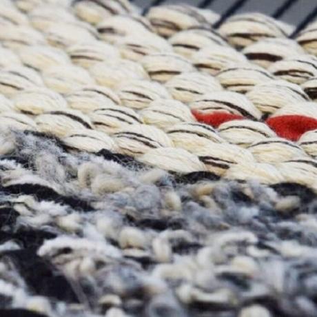 Wool Museum! The Big Draw – Extreme Weaving! // Y Darlun Mawr – Gwehyddu Enfawr
