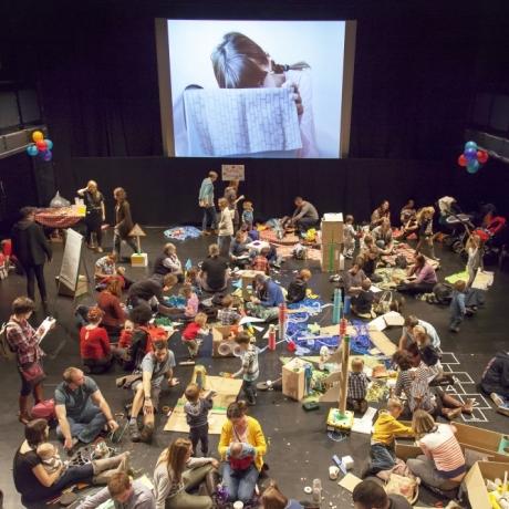 Arnolfini: Bristol Family Arts Festival Finale