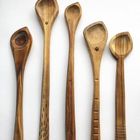 Equip your kitchen: Carve a Spoon with Lee John Philips