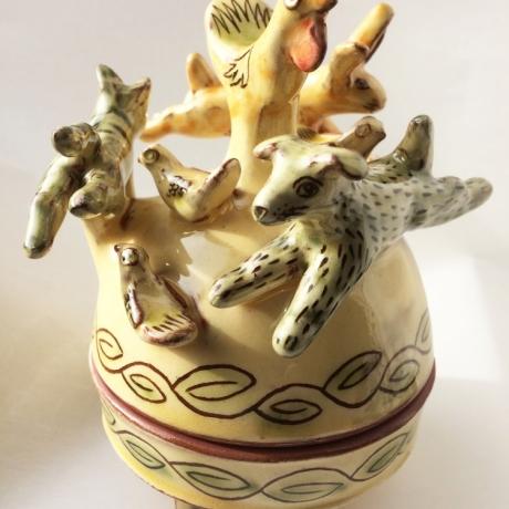 Clay creatures workshop // Gweithdy Creaduriaid Clai