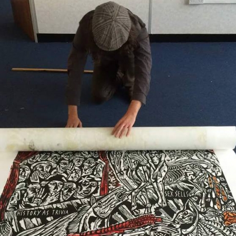 Artist Talk: John Abell // Sgwrs gan yr artist John Abell
