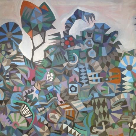 Gallery Talk: Jonathan Powell // Sgwrs yn yr Oriel: Jonathan Powell