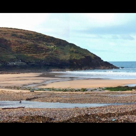 Manorbier Beach Sketchbook Walk (a BBC Get Creative event)
