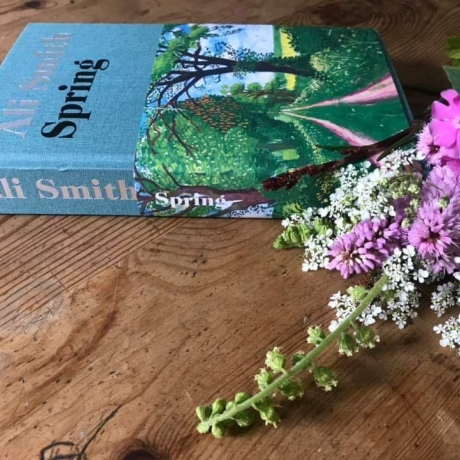 Oriel Myrddin Gallery Book Club - Ali Smith: Spring