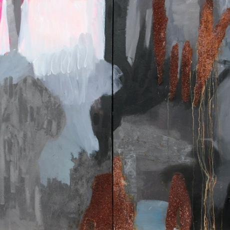 Gallery Talk: 4 Contemporary Painters in Conversation // Sgwrs yn yr Oriel: Sgwrs rhwng Pedwar Arlunydd Cyfoes