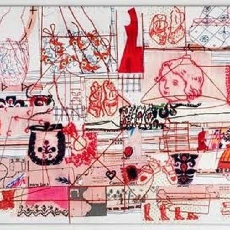 Sketchbook Walk with Julia Griffiths Jones // Taith Gerdded a Braslunio gyda Julia Griffiths