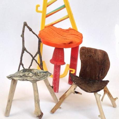Tiny chairs