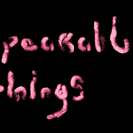 Exhibition | Speakable Things | Freya Dooley | Litmus Commission (part 5)