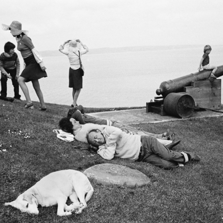 AS IT IS: Man's footprint on the Welsh landscape. Photographs by Magnum photographer David Hurn, accompanied by a film about the artist by Zed Nelson