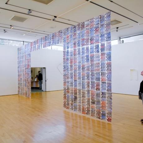 Kelly Best at Oriel Davies Gallery, Newtown