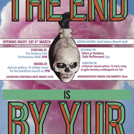 Saturday of the dead... THE END IS BY YUR: the final chapter.