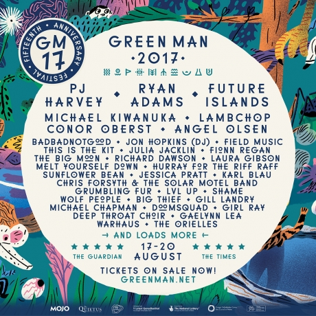 Green Man headliners and early line up announced