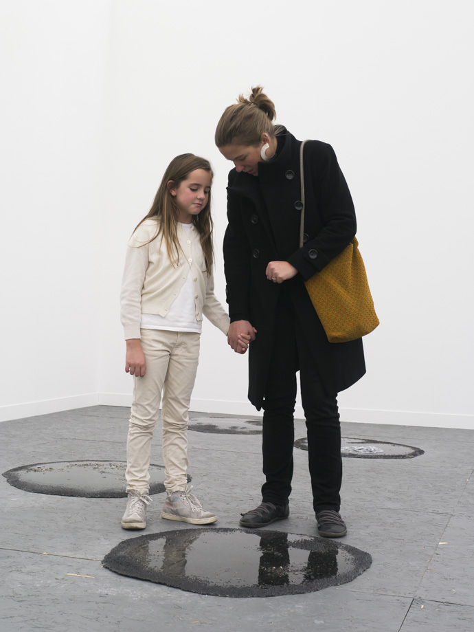 Admirers of, Untitled, Installation image, Marlie Mul, image Ric Bower