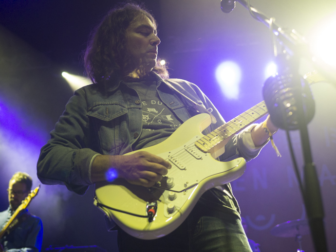 The War on Drugs - Ric Bower