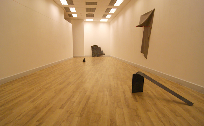 Nicola Ellis - More Room for Error, Installation View, Arcade Cardiff 2015